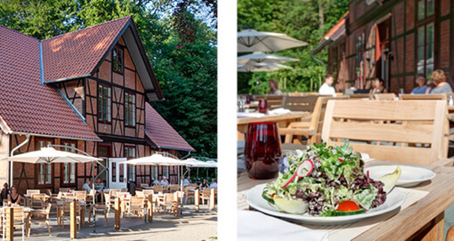 Restaurant Forsthaus Rote Schleuse