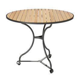 Fontenay Round Table Ø 90, Teak