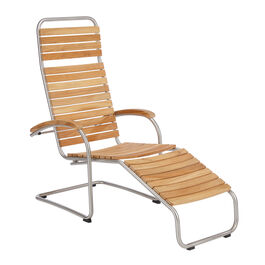 Bolero Lounge Chair, Teak