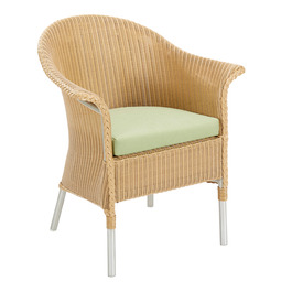 Lime Seat Cushion for Classic Armchair
