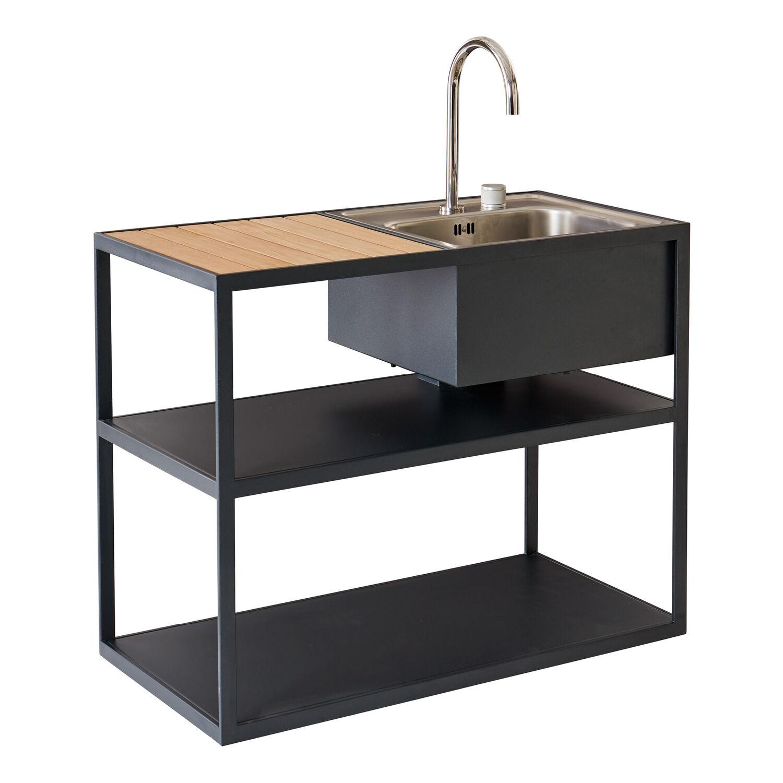 gartenk che sp lboard garpa. Black Bedroom Furniture Sets. Home Design Ideas