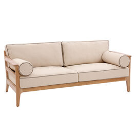 Woven Sand Cushions Newhaven Sofa