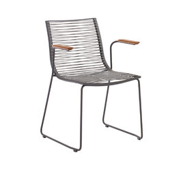 Pan Armchair Graphite