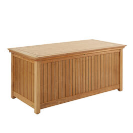 Cushion Chest XL, Teak