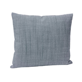 Feather Cushion 50 x 45 Indigo