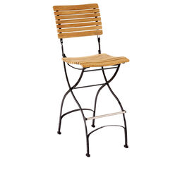 Fontenay Bar Stool Teak