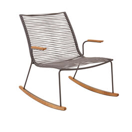Pan Rocking Chair Graphite
