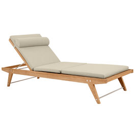 Linum Cushion for Doppia Lounger