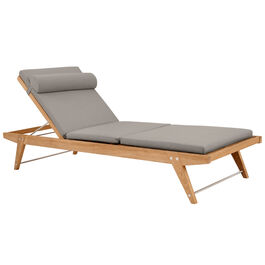 Stone Cushion for Doppia Lounger