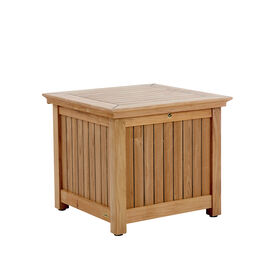 Cushion Chest S, Teak