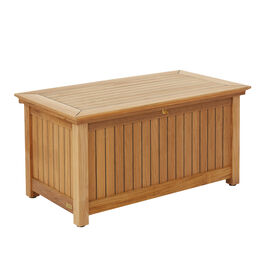 Low Cushion Chest M, Teak