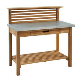 Potting Bench Teak